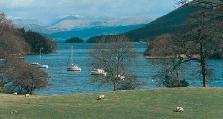 Cumbrian Way: Crossing the Lake District - UTracks