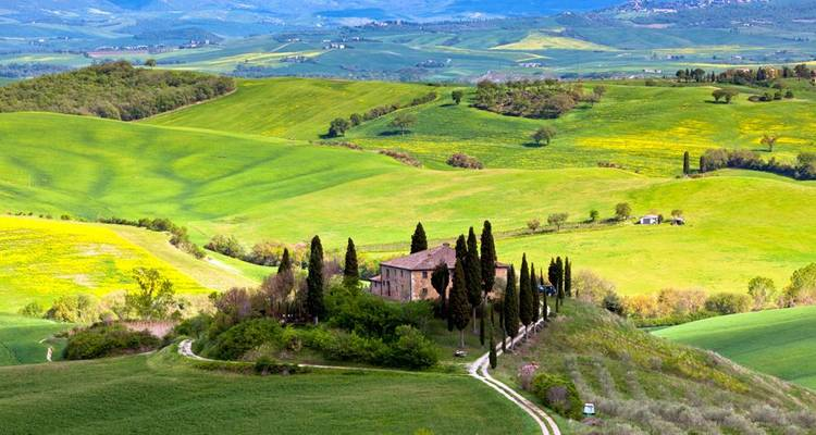 Gems of Umbria & Tuscany with Sorrento - Globus