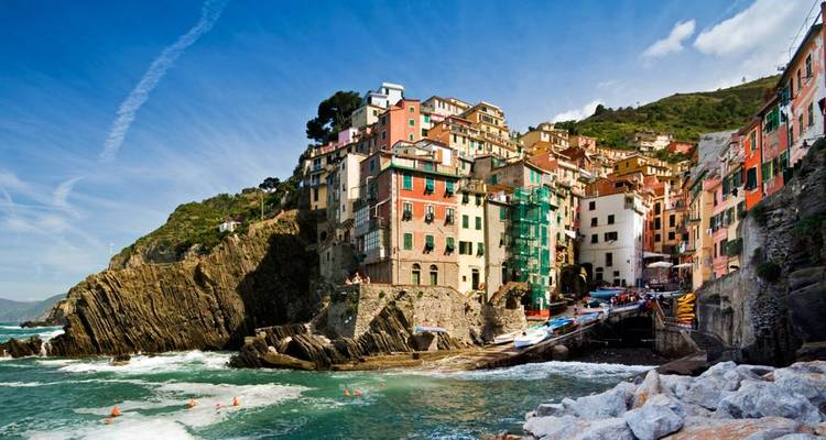 Northern Italy's Highlights & Cinque Terre with Lake Maggiore - Globus
