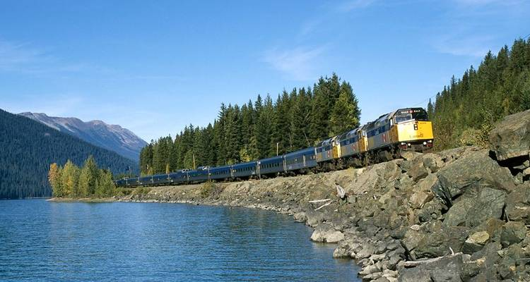 Great Canadian Rail Journey - Globus