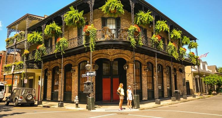 America's Musical Heritage with New Orleans - Globus