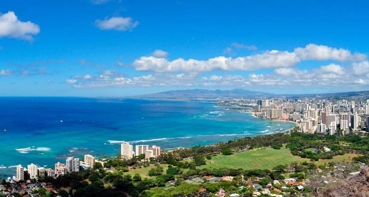 Cruising Hawaii's Paradise with Sheraton Princess Kaiulani - Globus