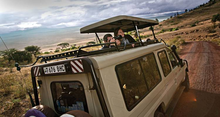 Tanzania Camping Safari - G Adventures