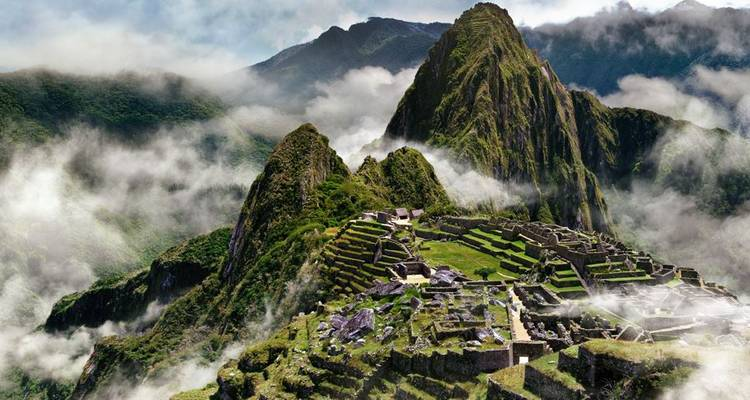 Peru Splendors with Peru's Amazon, Arequipa & Colca Canyon 2018 - Globus