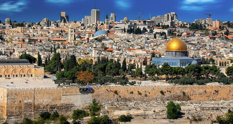 Journey Through the Holy Land - Faith-Based Travel - Globus
