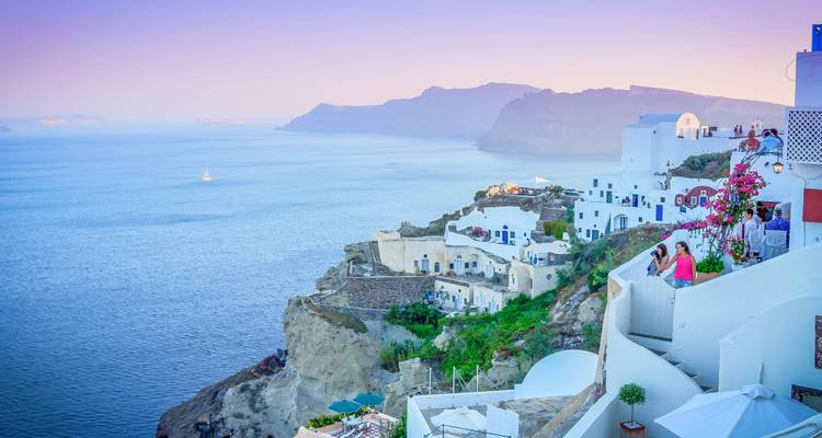 Italy & Greece with Aegean Cruise (from Rome to Athens) - Cosmos