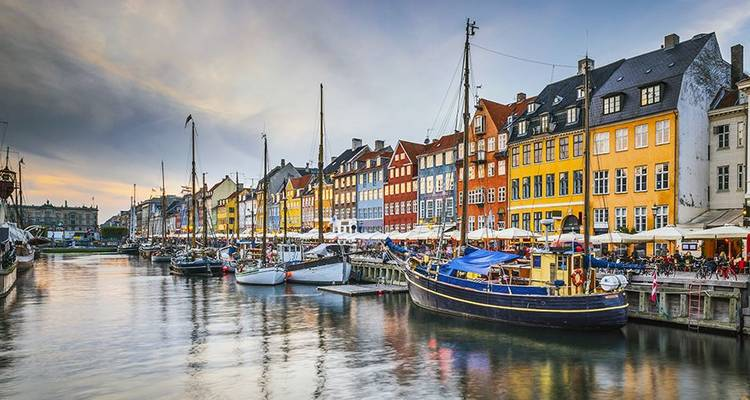 Focus on Scandinavia (from Copenhagen to Stockholm) - Cosmos