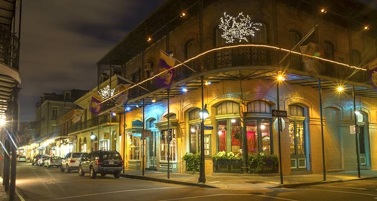 The Old South & Florida with Mardi Gras in New Orleans - Cosmos