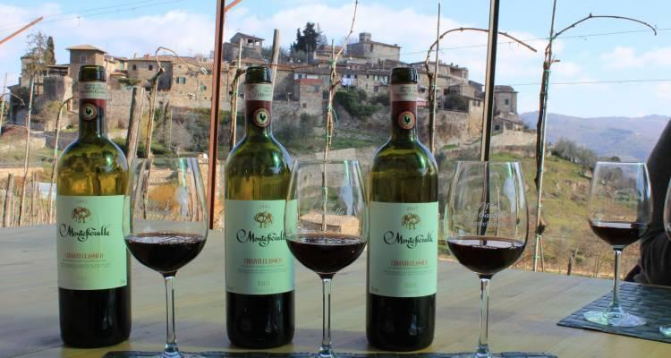 Tuscany Wine Tour - Food N' Wine Vacations