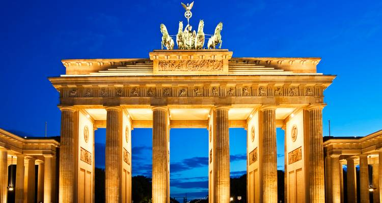 Berlin Getaway 3 Nights - Monograms