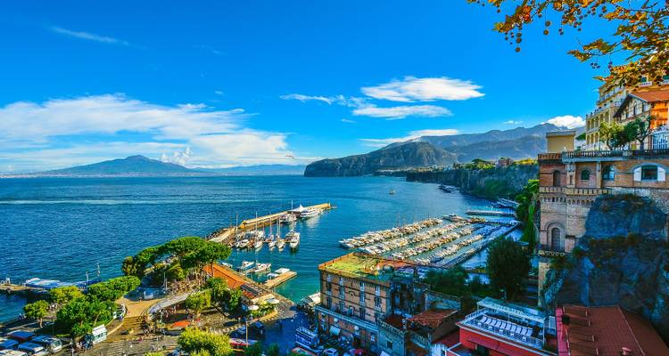 3 Nights Sorrento & 3 Nights Rome - Monograms