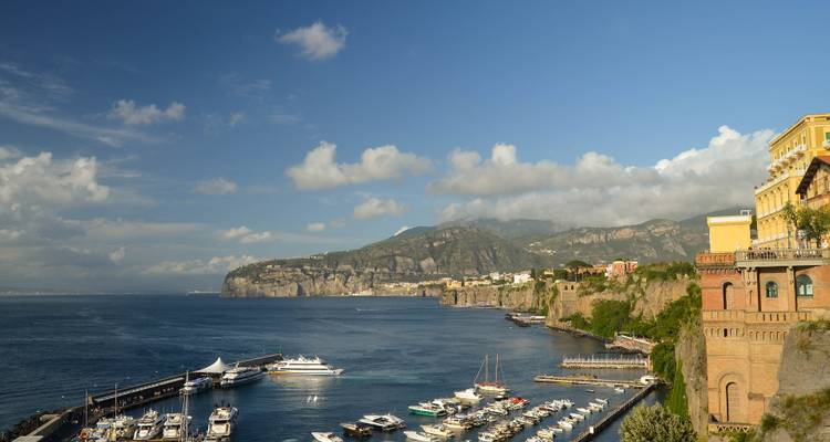 Sorrento Getaway 3 Nights - Monograms