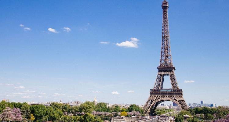 3 Nights Paris, 2 Nights Aix-en-Provence & 2 Nights Nice - Monograms
