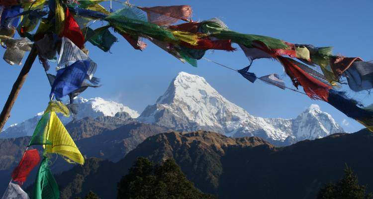 Annapurna Sanctuary - G Adventures