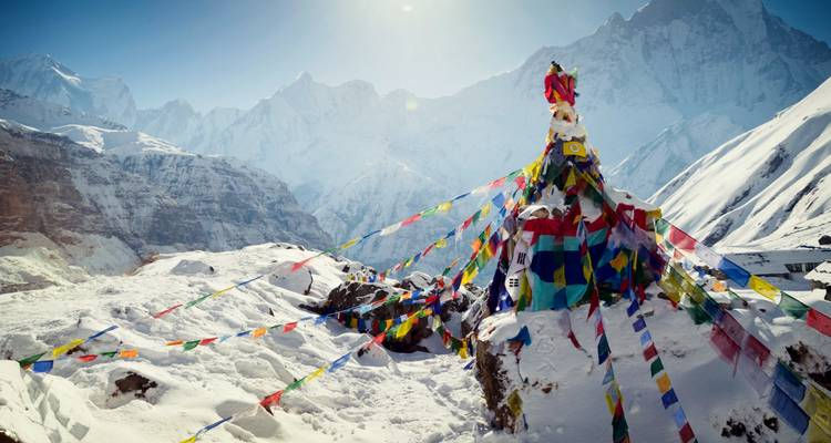 Everest Base Camp Trek - G Adventures