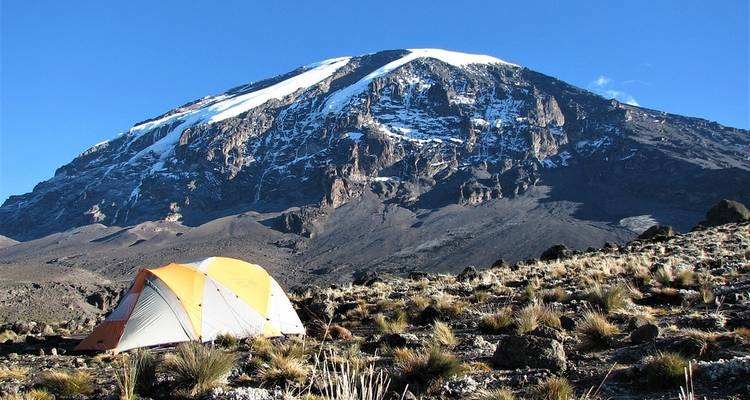 Kilimanjaro - Remote Northern Circuit - World Expeditions