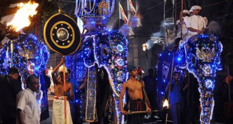 Colombo Caves & Kandy Festival - 8 days - On The Go Tours