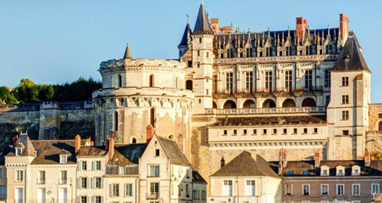 Loire Valley - Amboise Cycling Loops - Discover France Adventures