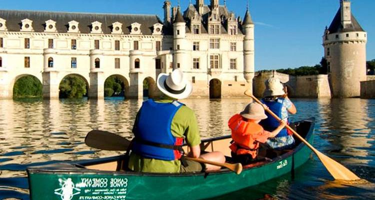 Loire Multisport - Bike, Hike, Canoe, Zip Line, More! - Discover France Adventures