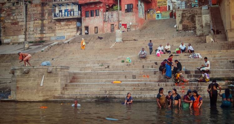 Varanasi Independent Adventure - G Adventures