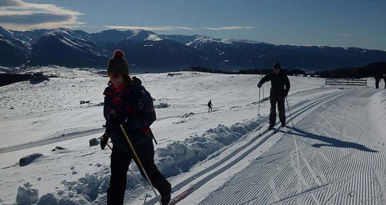 Cross-country Skiing in the Pyrenees - Exodus Travels