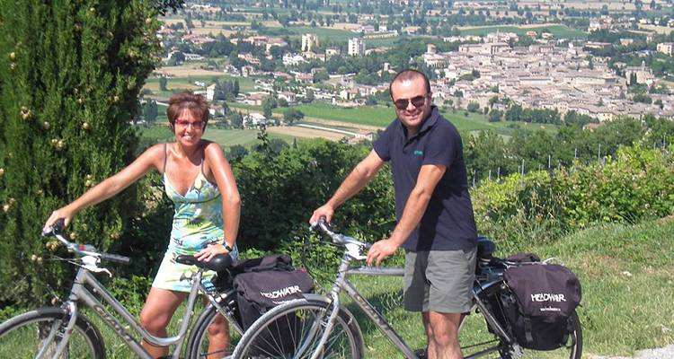 Cycling the Wine Trails of Umbria (including Perugia) - Exodus Travels
