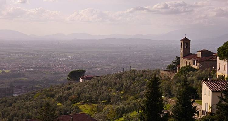 Tuscany: Florence to Lucca Ride - Exodus Travels