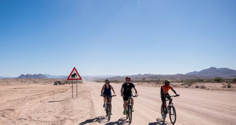 Cycle Namibia (2019) - Exodus Travels