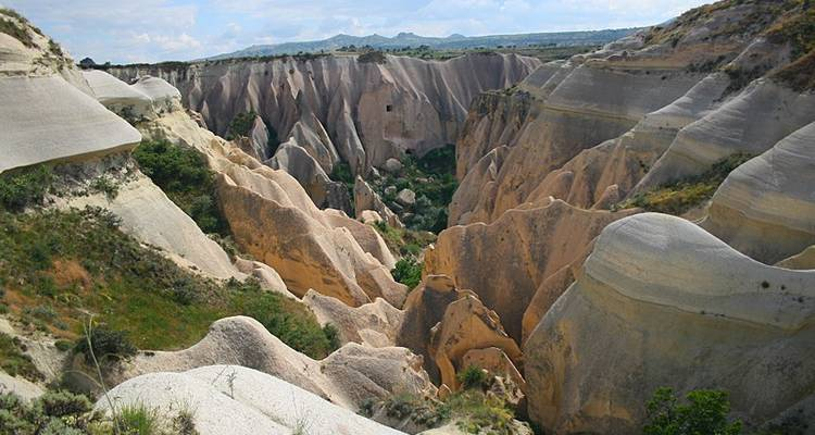 Walking in Cappadocia - Exodus Travels