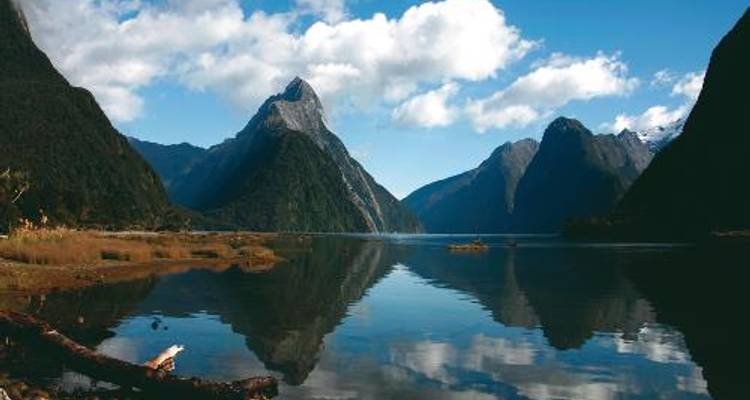 Milford and Fiordland Hike Bike and Kayak - Adventure South