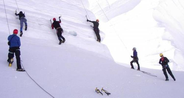 Alpine Climbing Course - World Expeditions