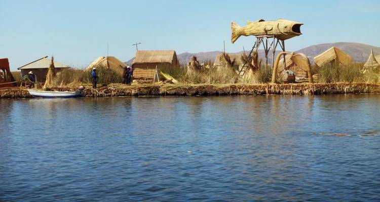 Lake Titicaca Homestay Independent Adventure - G Adventures
