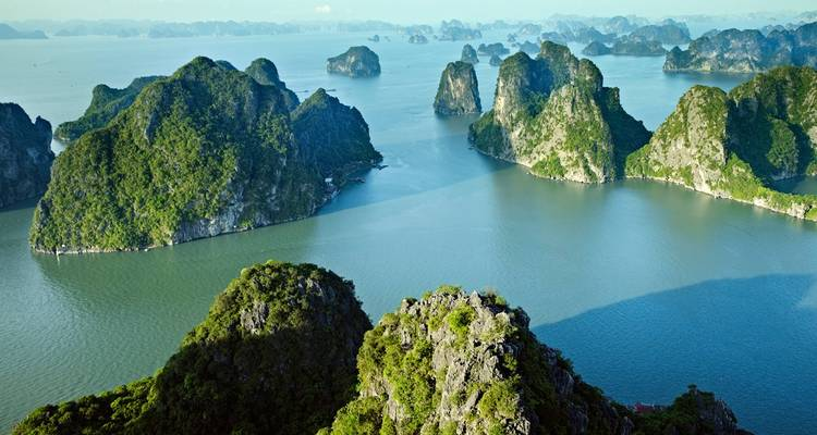 Ha Long Bay Cycle and Cruise - SpiceRoads Cycling