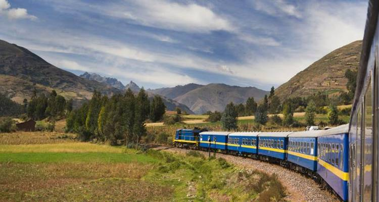 Machu Picchu by Train Independent Adventure - G Adventures