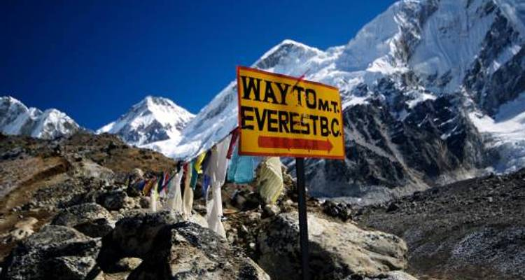 Everest Base Camp - 15 days - On The Go Tours