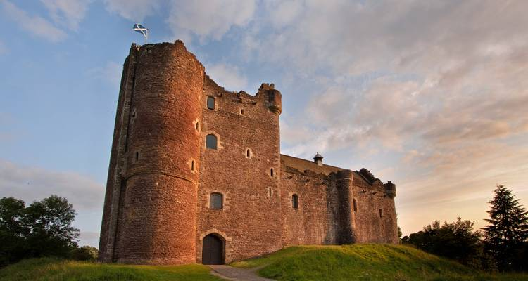 West Highland Lochs, Mountains & Castles - from Edinburgh - Timberbush Tours