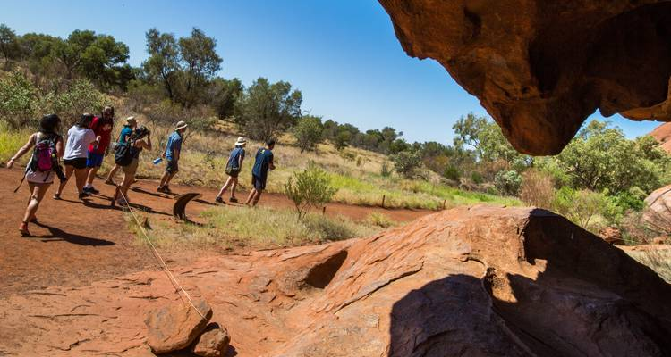The Red Centre to Melbourne - G Adventures