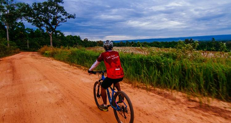 Wilds of Cambodia - SpiceRoads Cycling