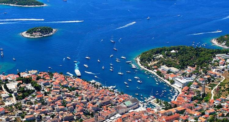 Sail Dubrovnik to Split - Travel Talk