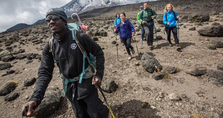 Mt Kilimanjaro Trek - Lemosho Route - G Adventures