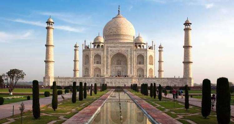 Taj Express - 8 days - On The Go Tours