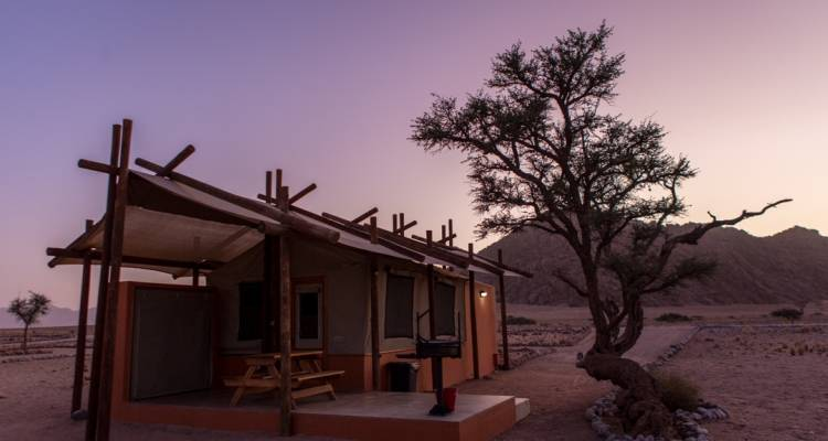 6 Day Dunes & Wildlife - Chameleon Safaris Namibia