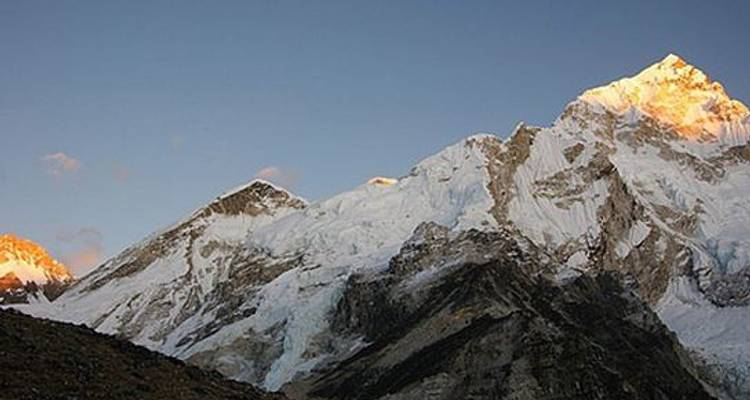 Everest Base Camp Trek - Manakamana Treks & Expedition Pvt. Ltd.