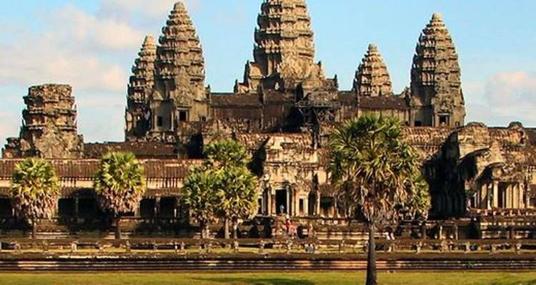 2 Countries - Thailand & Cambodia by Bamboo with 509 Tour