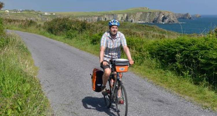 Cork Coast Cycle - UTracks