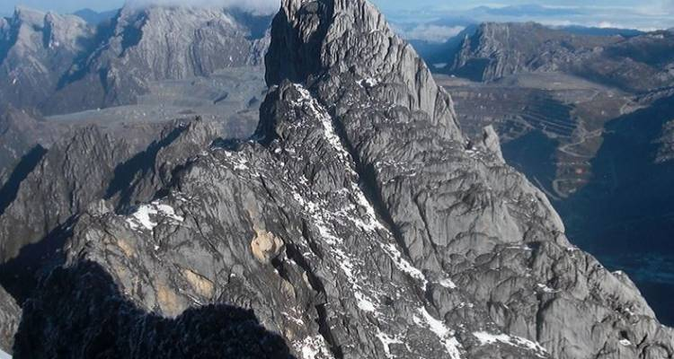 Carstensz Pyramid - Adventure Consultants Limited