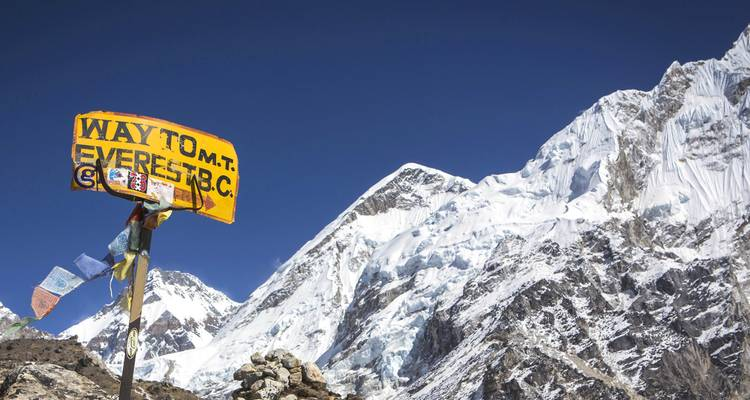 Everest Base Camp Trek 16 Days - Ace the Himalaya