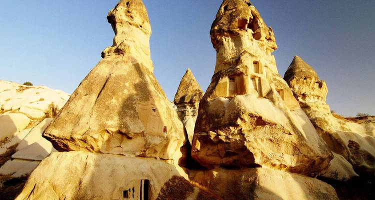 Fethiye to Cappadocia 3 Day Tour - Alaturka Yachting & Travel