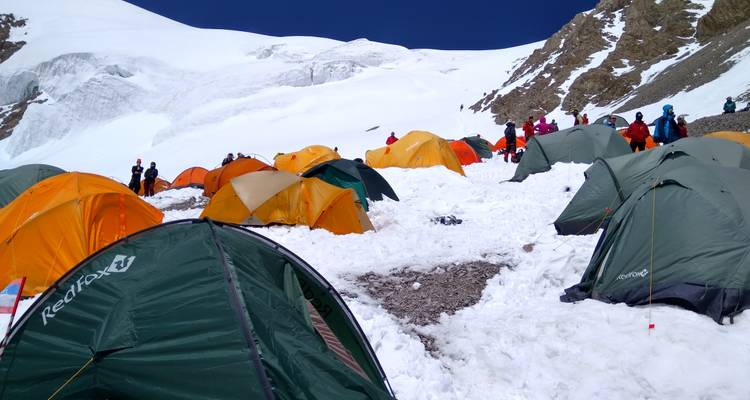 "Expedition ""Lenin Peak"" 2018 - Ak-Sai Travel"