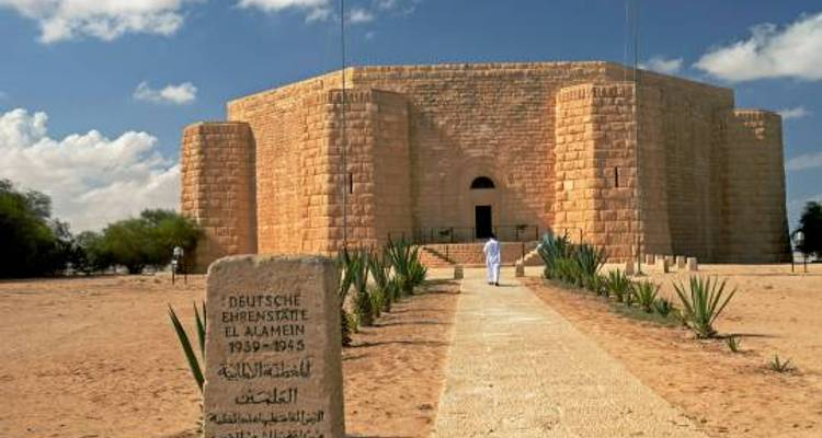 El Alamein & Ancient Egypt - 12 days - On The Go Tours